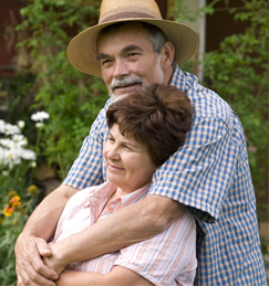 Elderly Couple, Small Business Assistance in Media, PA
